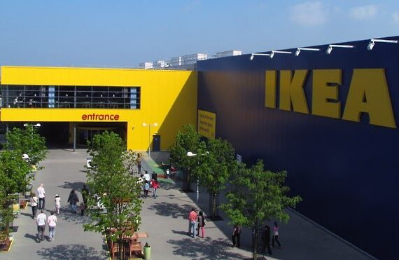 Cheap Places to Take Your Kids: IKEA $1 Breakfast