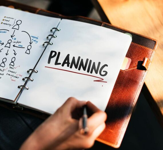 Planning and a Promotion