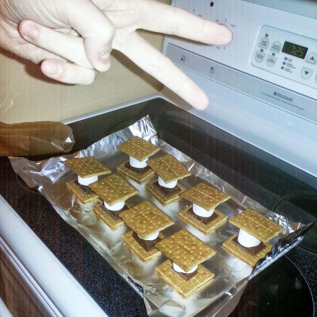 cooking Mini Date Ideas cookies food