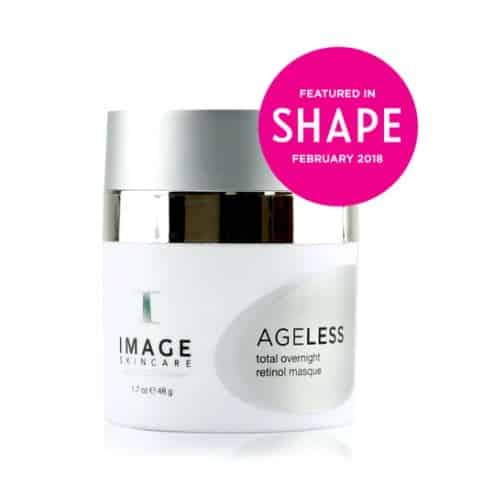 imageskincare review skin product AGELESS total overnight retinol masque